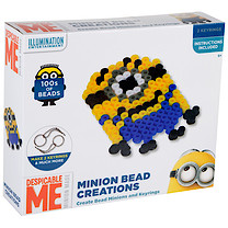 Despicable Me Minion Beads Creation Set