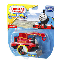 Thomas & Friends Take-n-Play - Diecast Harvey
