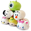 Disney Tsum Tsum Squishy Figure Bundle 24 x 2 Pack