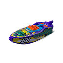 Zuru Micro Boats Jet Fire - Blue