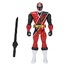 Power Rangers Ninja Steel 12.5Cm Action Figure - Red Ranger