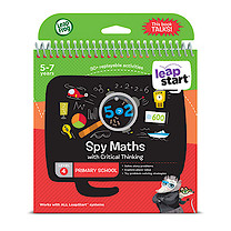 LeapFrog Leapstart Level 4 Activity Book - Spy Maths