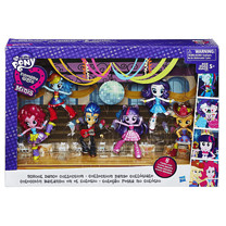 My Little Pony School Dance Collection Figures
