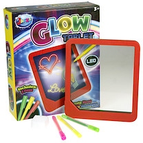 Jacks Glow Tablet Art Set