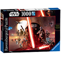Ravensburger Star Wars the Force Awakens The Rebel Empire 1000 Pieces Puzzle