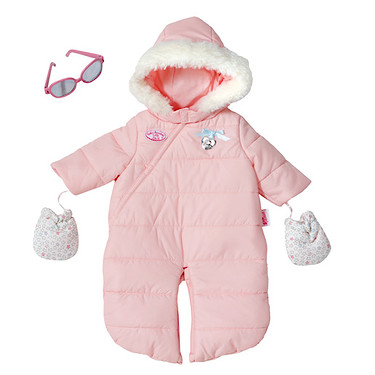 Baby Annabell Deluxe 2 in 1 Winter Outfit - The ...