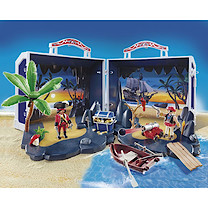 Playmobil - Pirates Pirate Treasure Chest 5347
