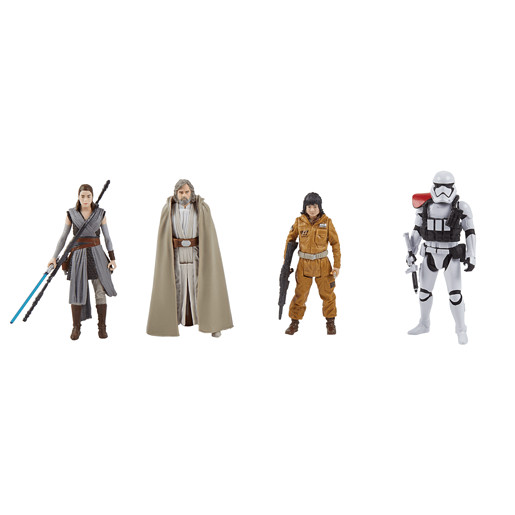 Star Wars The Last Jedi Force Link Action Figure Pack