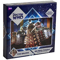 BBC Doctor Who Special Anniversary Edition Puzzle - The Daleks (300 Pieces)
