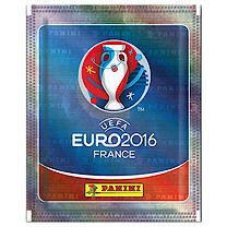 Panini UEFA Euro 2016 Sticker Pack
