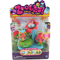 Zoobles! Petal Point Collection - Whisper and Swift Figures