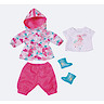 BABY Born Deluxe Fun in the Rain Outfit