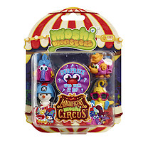The Magnificent Moshi Circus Collectors 5 Pack