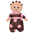 In The Night Garden Tombliboo Mini Soft Toy - Ooo