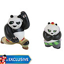 Kung Fu Panda 3 Action Figure Two Pack - Po & Bao