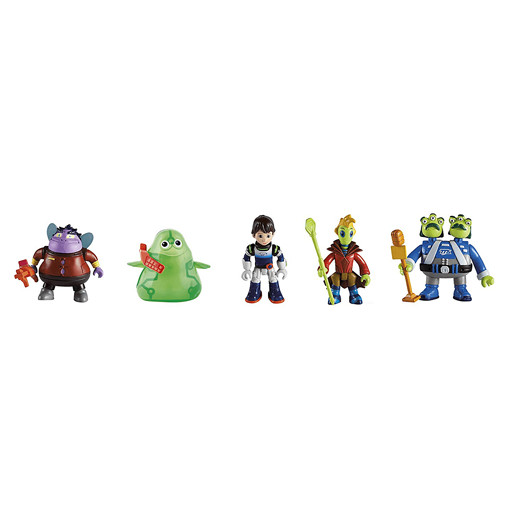 Disney Miles From Tomorrow Five Figure Pack - Gadfly