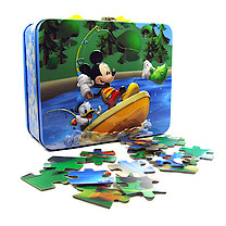 Disney Mickey Mouse Clubhouse Lenticular Puzzle 2 Pack - 24 Pieces