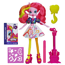 My Little Pony Equestria Girls Rainbow Rocks Deluxe Doll - Pinkie Pie