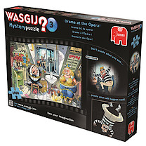 Wasgij Mystery Puzzle 3 - 1000 Pieces