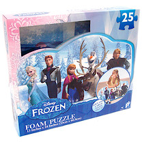 Disney Frozen Foam Puzzle - 25 Pieces