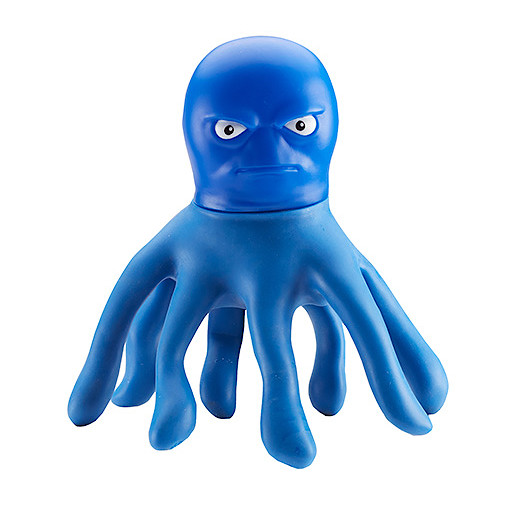 Stretch Octopus - Blue