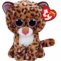 Ty Beanie Boos - Patches the Leopard Soft Toy