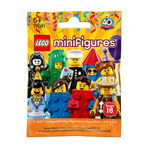 LEGO Minifigures Series 18 Party