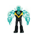 Ben 10 Deluxe Power Up Figures Diamondhead