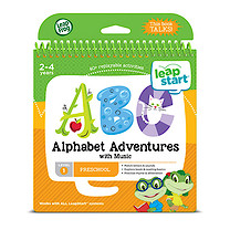 LeapFrog Leapstart Level 1 Activity Book - Alphabet Adventures