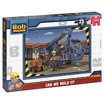 Bob the Builder 35 Piece Puzzle - Can We Build It?