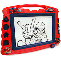 Spider-Man Magnetic Scribbler Drawing Pad