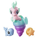 My Little Pony: The Movie Baby Seapony Crystal Pearl