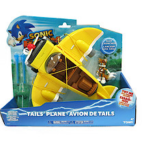 Sonic Boom Tails' Plane