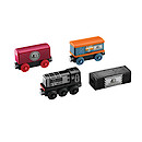 Fisher-Price Thomas & Friends Wooden Railway Diesels In Disguise