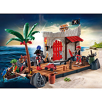 Playmobil - Pirate Fort Super Set 6146