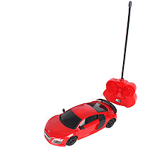 1:24 Remote Control Car - Red Audi R8 GT