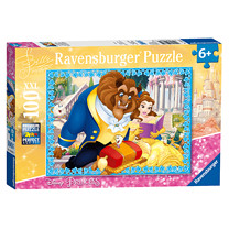 Ravensburger XXL 100pc Jigsaw Puzzle - Disney Princess Beauty and the Beast