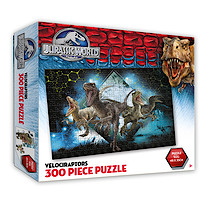 Jurassic World Jigsaw Puzzle - 300 Pieces (Styles Vary)