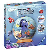 Ravensburger Finding Dory 72 Piece Puzzleball