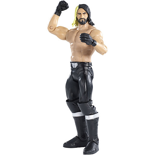 WWE First Time in the Line - Seth Rollins Figure