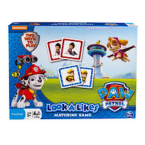 Paw Patrol Look A Likes Matching Game