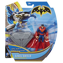 Batman Superman Figure