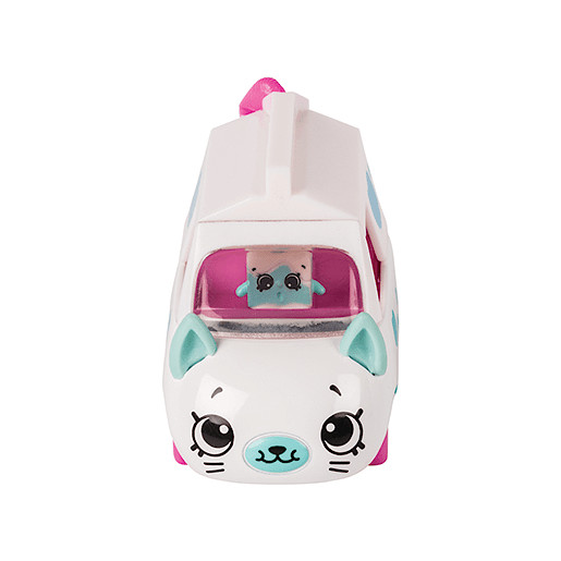 Shopkins Cutie Cars 1 Pack (Characters Vary)