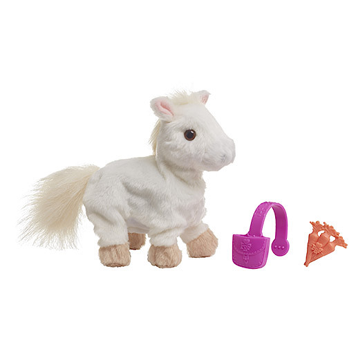FurReal Friends Snuggimals Walkin Ponies  Crystal Storm
