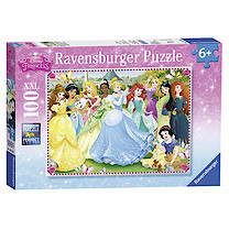 Ravensburger Disney Princess XXL Puzzle - 100 Pieces