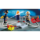 Playmobil 5651 City Action Collectable Large Fire Rescue Carry Case