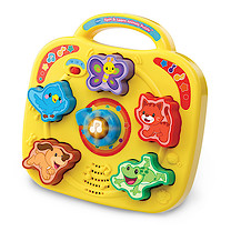 Vtech Spin & Learn Animals Puzzle