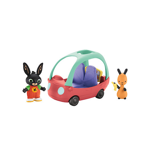 Image of Fisher-Price Bing Vehicle - Flop's Car