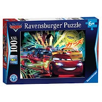 Ravensburger Disney Cars Neon XXL Puzzle - 100 Pieces