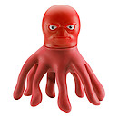 Stretch Octopus - Red